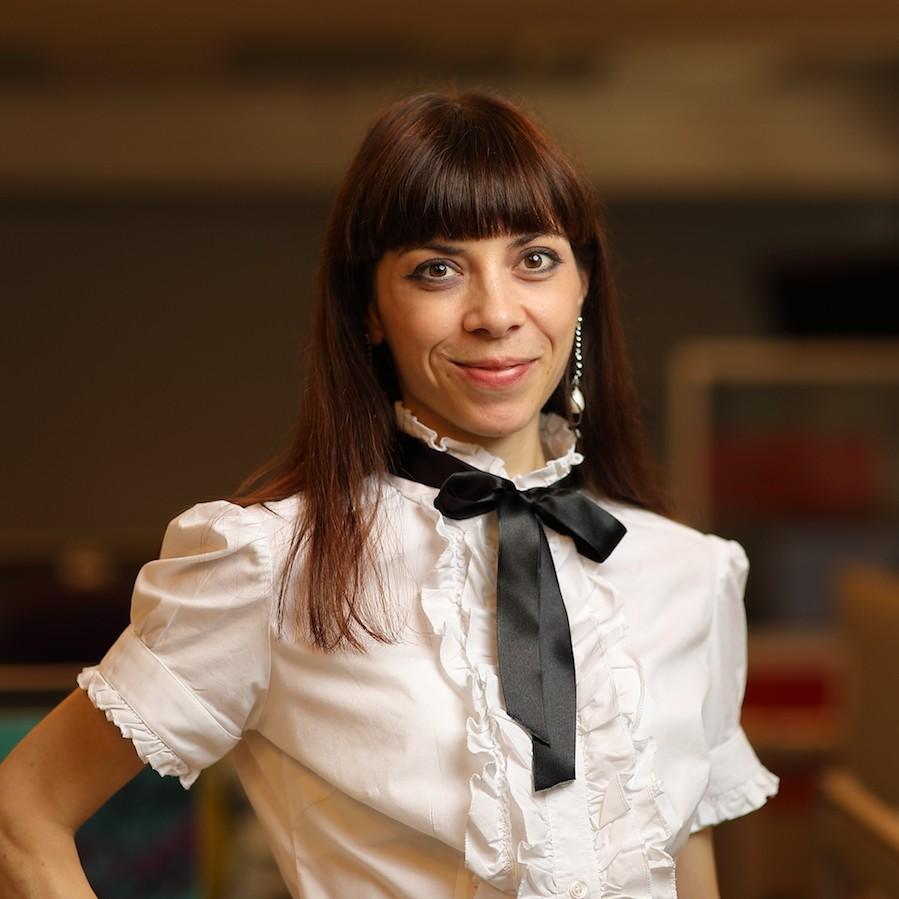 Madalina Tomescu